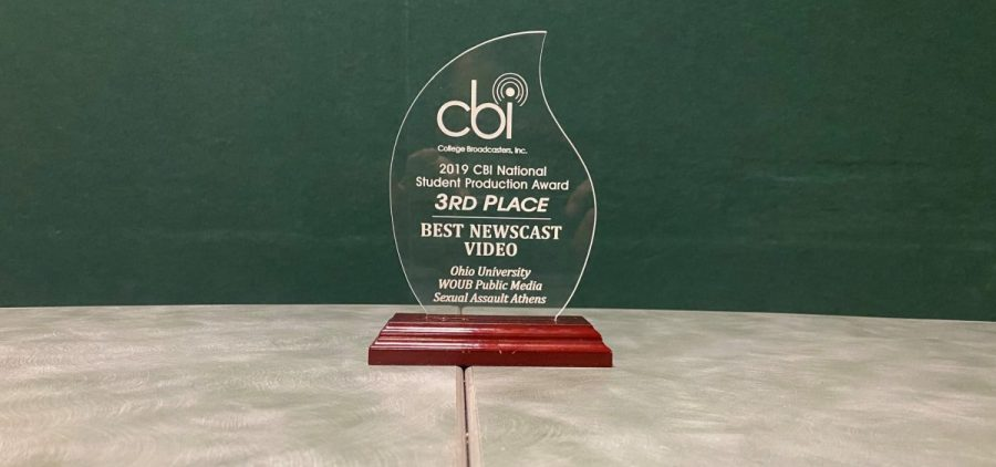 2019 College Broadcasters Inc. award