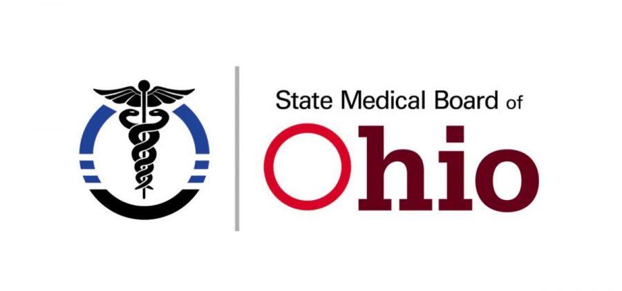 ohio state medical board logo