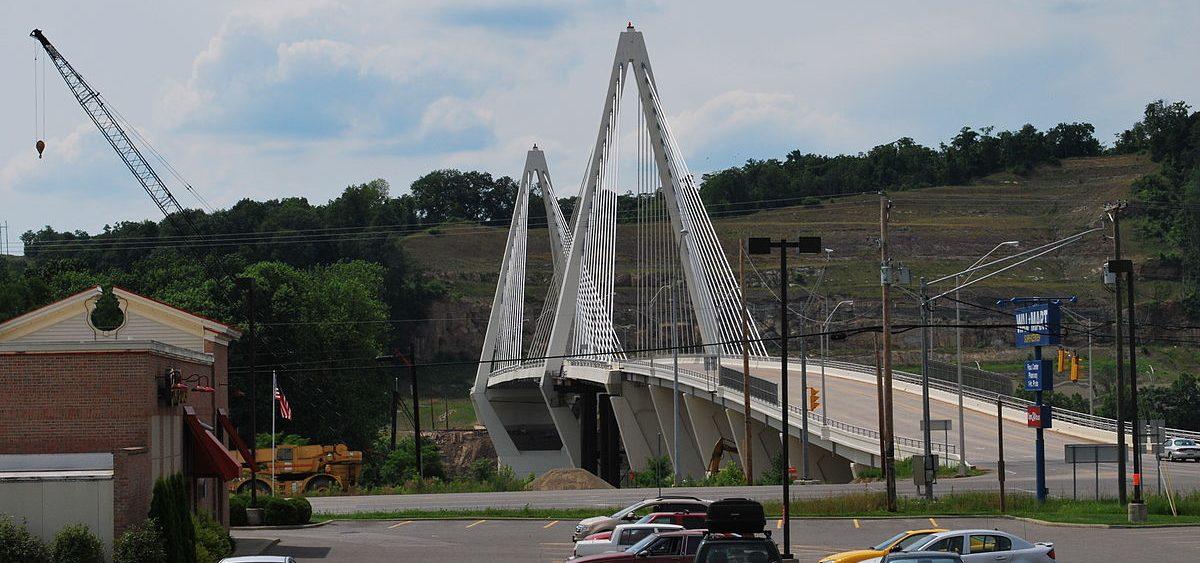 The Pomeroy-Mason Bridge