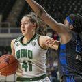 Ohio women's basketball Gabby Burris