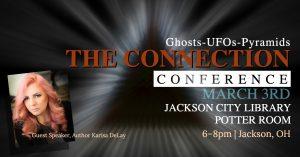 UFO Connection flier