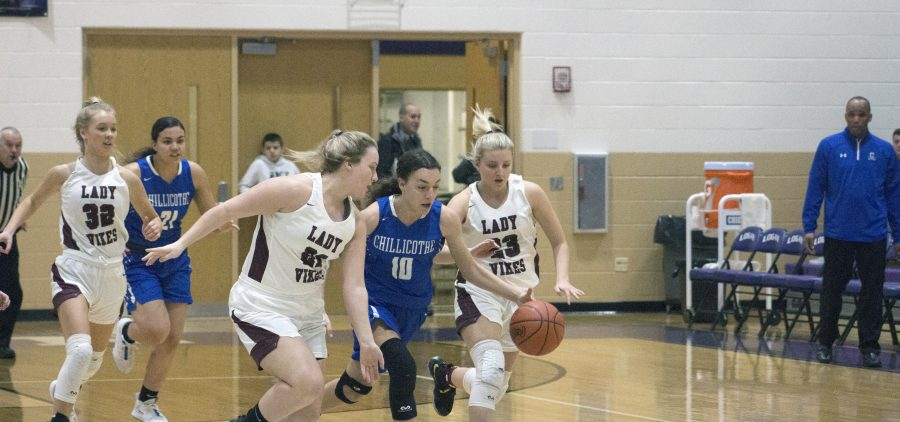 Vinton County Lady Vikings Chillicothe Lady Cavaliers
