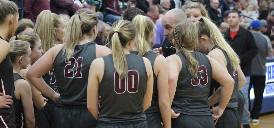 Vinton County Lady Vikings Circleville Lady Tigers