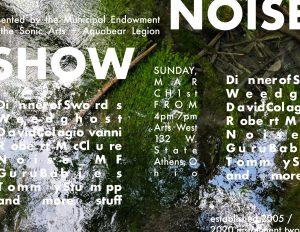 Noise Show flier
