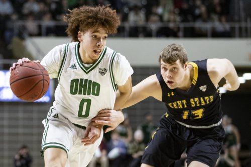 Ohio Basketball Jason Preston