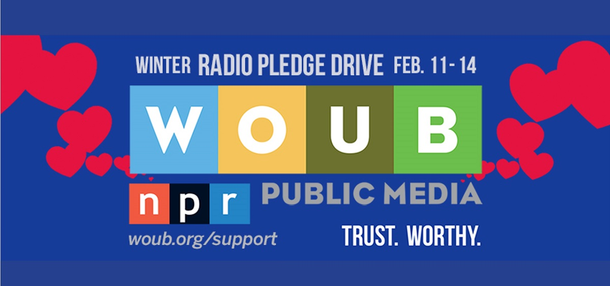 Radio Pledge Graphic