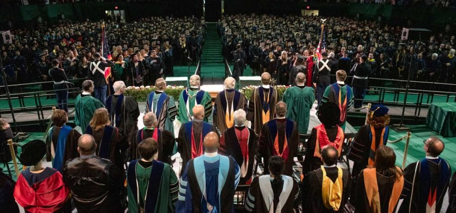 Fall 2019 Commencement at Ohio University