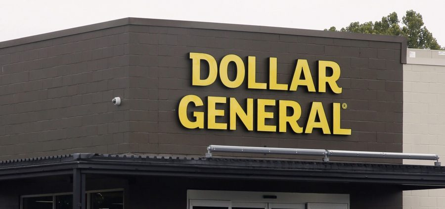 A file photo of a Dollar General store.