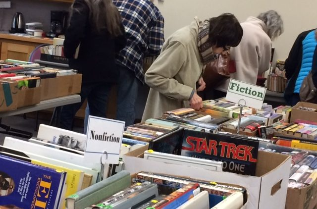 Athens Book Sale
