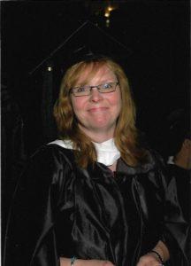 Butcher graduation photo