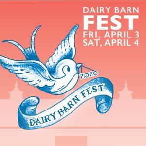 Dairy Barn flier