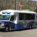 Athens Public Transit busses