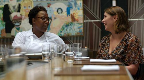 Host Vivian Howard speaks with Chef Mashama Bailey