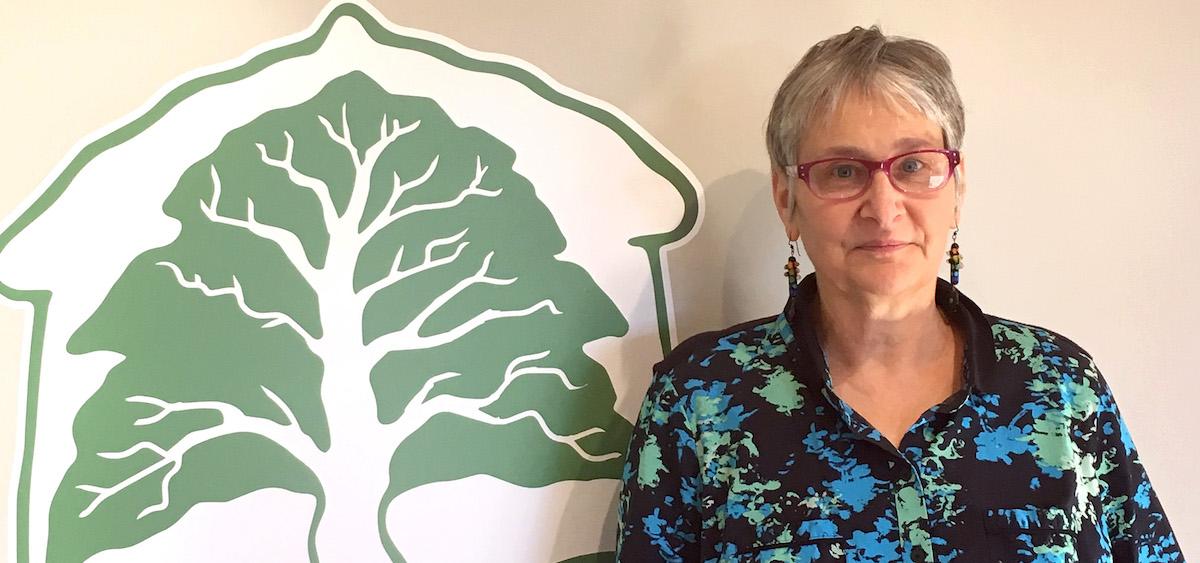 Vivian Stockman portrait.jpg- Vivian Stockman is the 2020 recipient of the Women of Appalachia Project™ Appalachian Advocate Award.