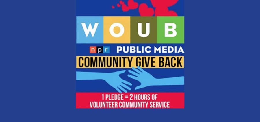 Community Give Back graphic