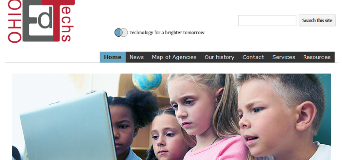 PBS Ohio EdTechs Website Image