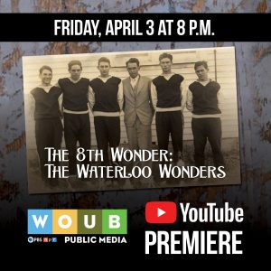 waterloo wonders premiere poster