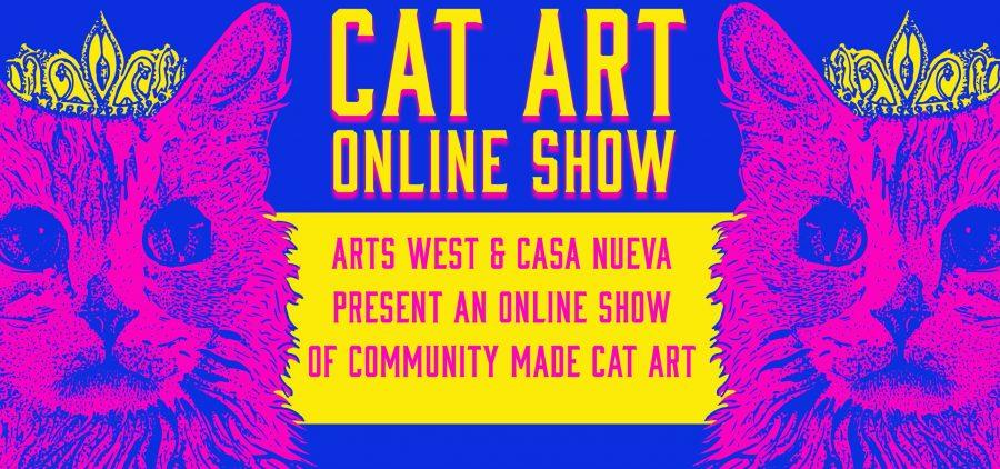 Arts West Online Art Show