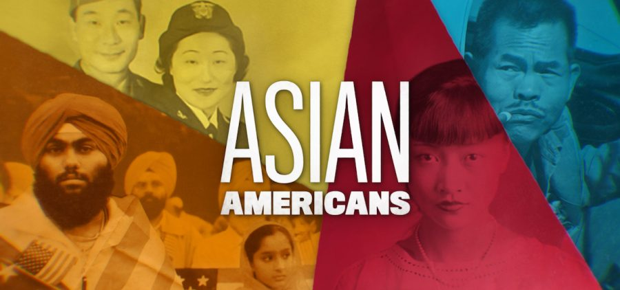ASIAN AMERICANS _Title Card