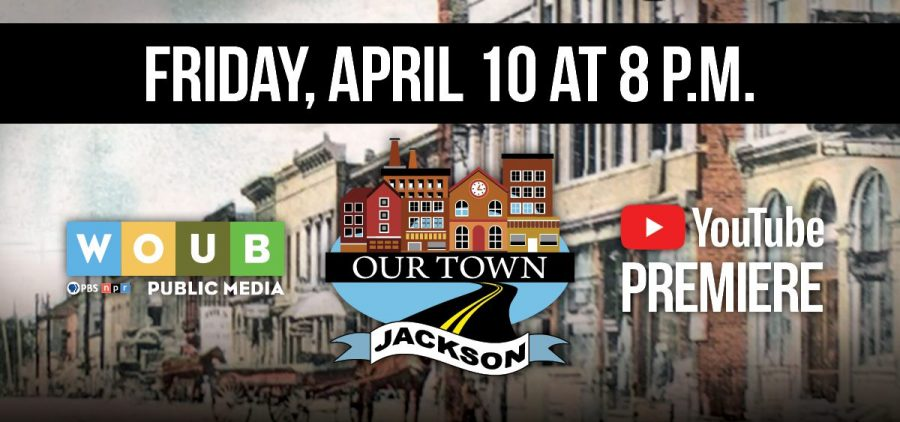 Our Town Jackson DVD Cover Graphic