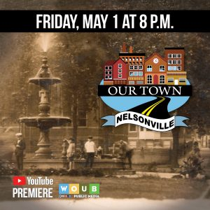 Our Town Nelsonville Graphic