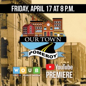 Our Town Pomeroy promo graphic
