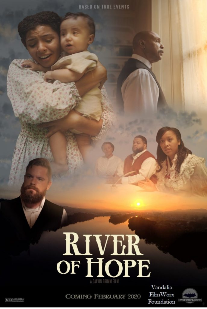 River of Hope poster