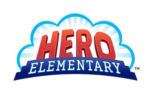 Hero Elementary cloud logo
