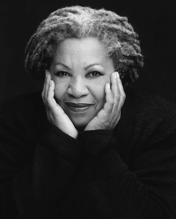 Toni Morrison in TONI MORRISON: THE PIECES I AM