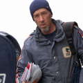 A mail carrier