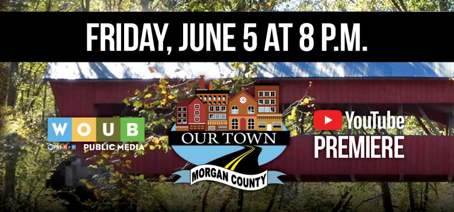 Our Town: Morgan County Logo and Graphic