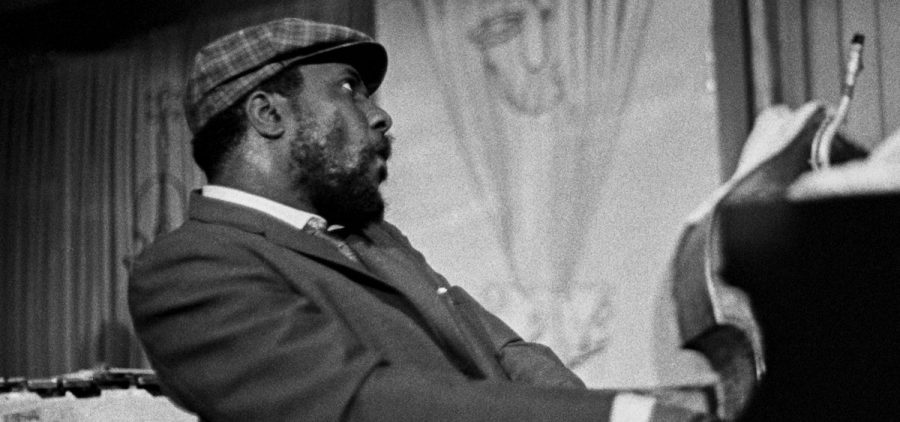 A previously unreleased concert recording of Thelonious Monk from 1968 will be released next month as the album Palo Alto. Larry Fink/Courtesy of the artist