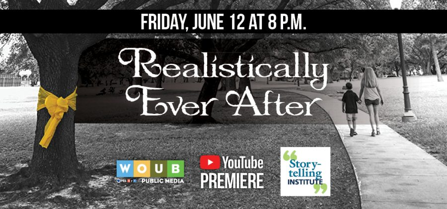 Realistically Ever After Title Graphic