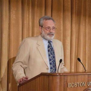 Dr. Gerald Keusch.