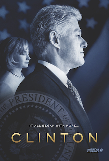Show poster for CLINTON: AMERICAN EXPERIENCE