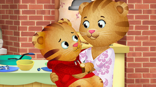 New Daniel Tiger S Neighborhood Special Created In Response To Covid 19 Premieres August 17 Woub Public Media