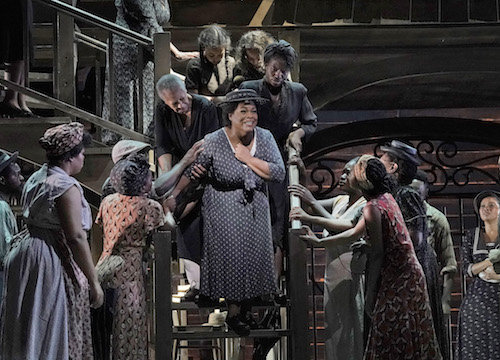 """Latonia Moore as Serena in the Gershwins' """"Porgy and Bess."""""""