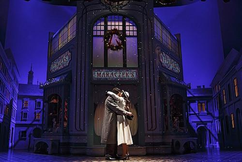 """scene from """"She Loves Me"""" musical"""
