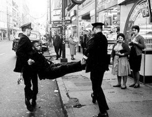 John Lewis arrested in Nashville, 1961.