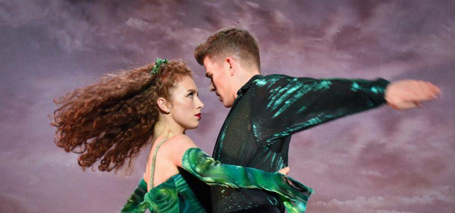 lead dancers in Riverdance