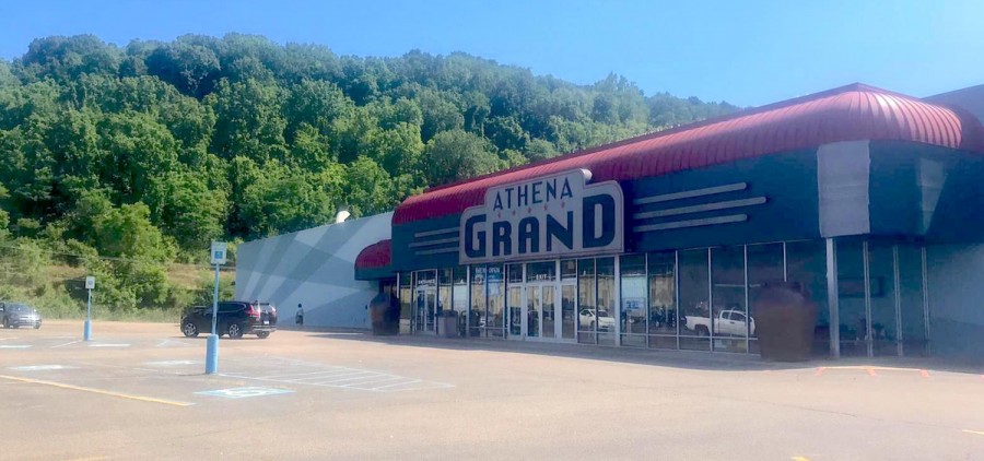 Athena Grand Movie Theater Languishes Amidst COVID-19