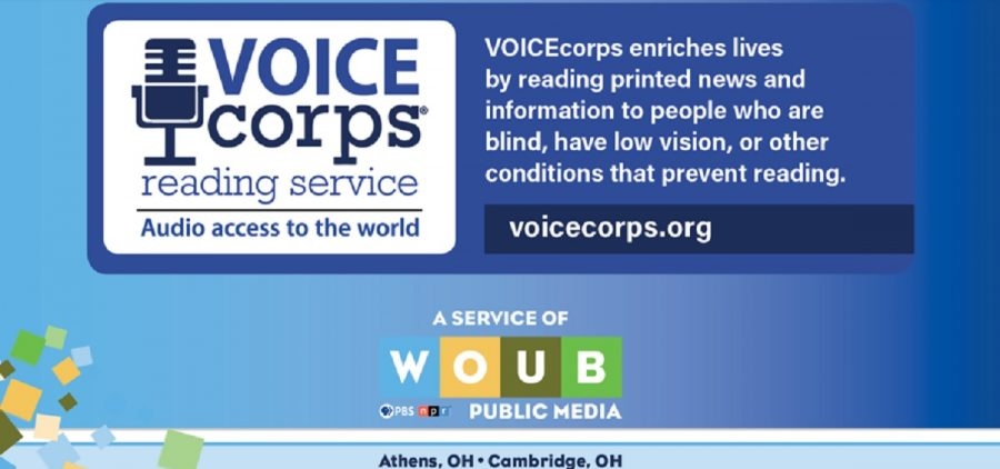 Voicecorps logo graphic