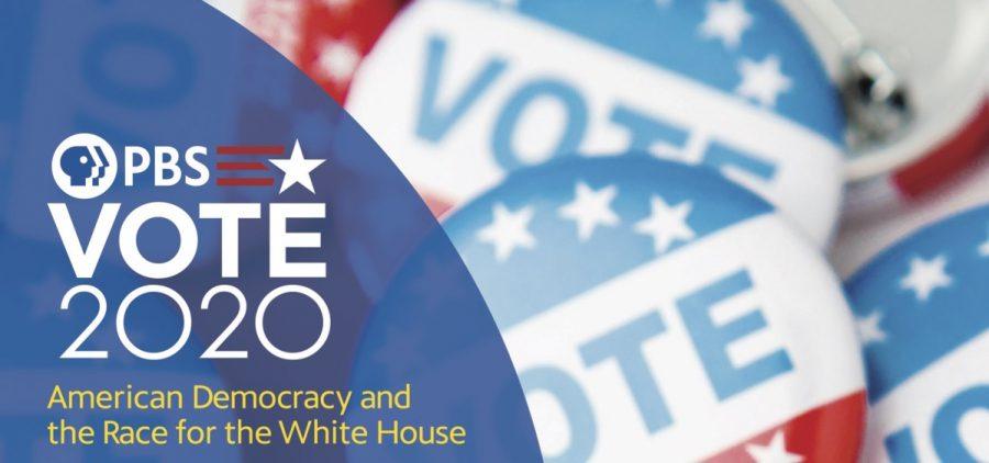 PBS Vote 2020 banner