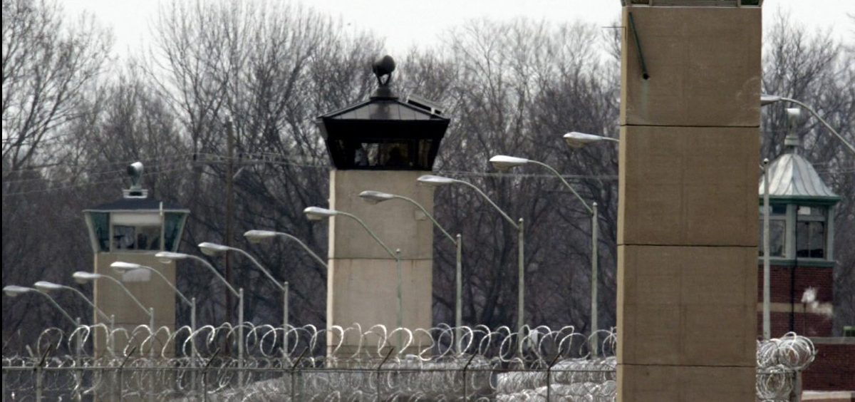 The U.S. Penitentiary in Terre Haute, Ind. Three executions are scheduled there this week but legal challenges make it unclear when — or if — they'll go forward.