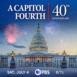 Capitol Fourth promotional image
