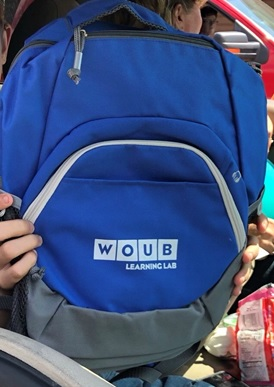 WOUB Book Bag