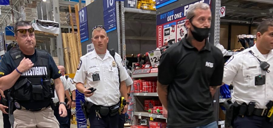 Sattlemyer is arrested Friday at a Lowes in Columbus