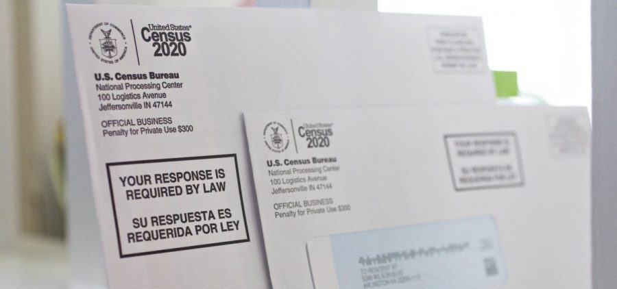 Amid mail delivery delays, the U.S. Census Bureau is planning to send additional paper forms to some households that have not yet responded to the 2020 census.