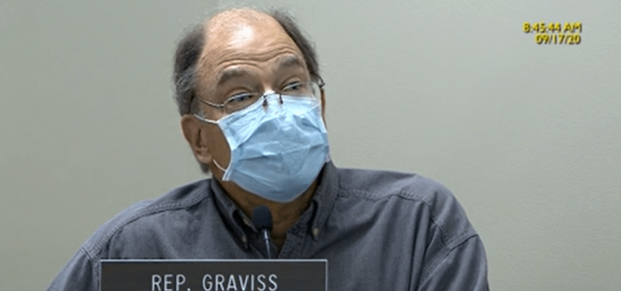 Rep. Graviss