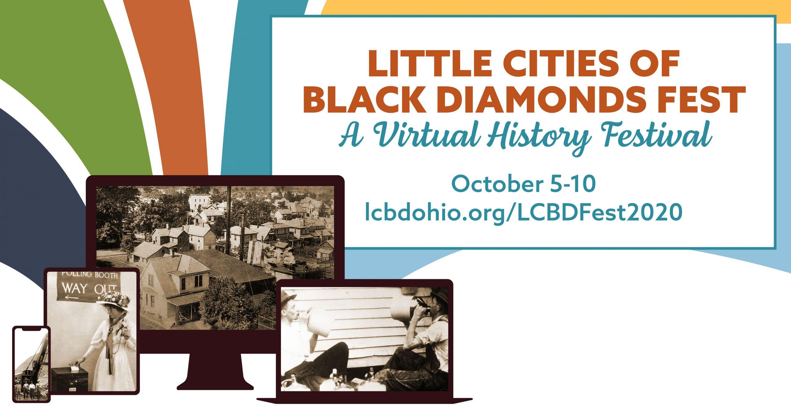 Little City of Black Diamonds